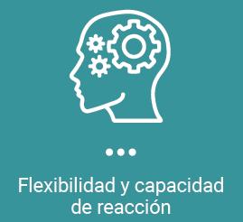 ZARTU FLEXIBILIDAD Y CAPACIDAD DE REACCIÓN